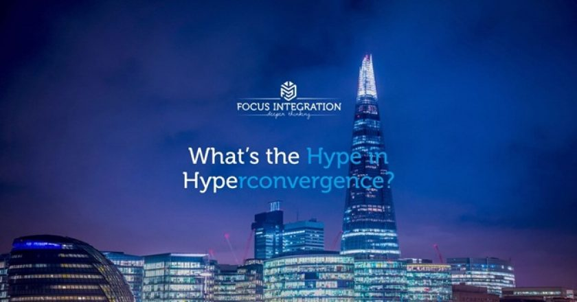 How Hyperconvergence and VDI Help IT Grow Quickly and Affordably