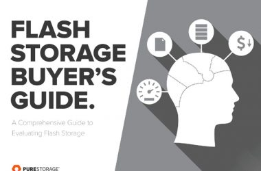 Realise the Promise of VDI with Flash Storage