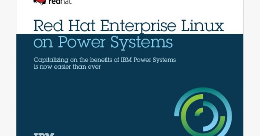 Red Hat Enterprise Linux for Power