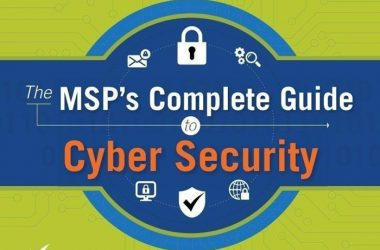 The MSP's Complete Guide to Cyber Security