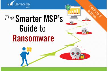 The Smarter MSP's Guideto Ransomware